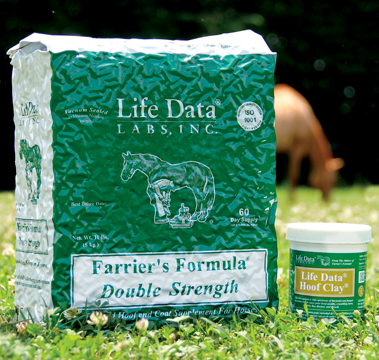 Farrier's Formula and Hoof Clay