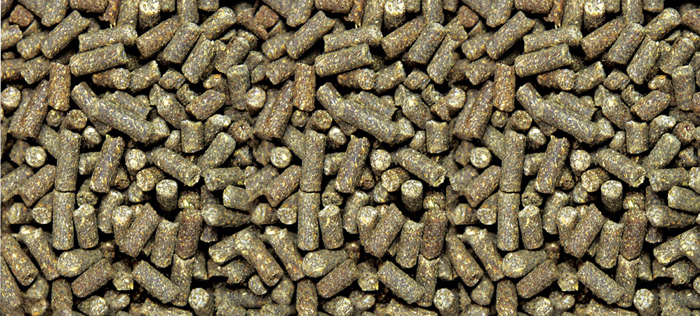 pelleted hoof supplement