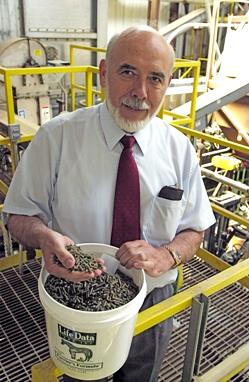 Dr. Gravlee with Farrier's Formula®